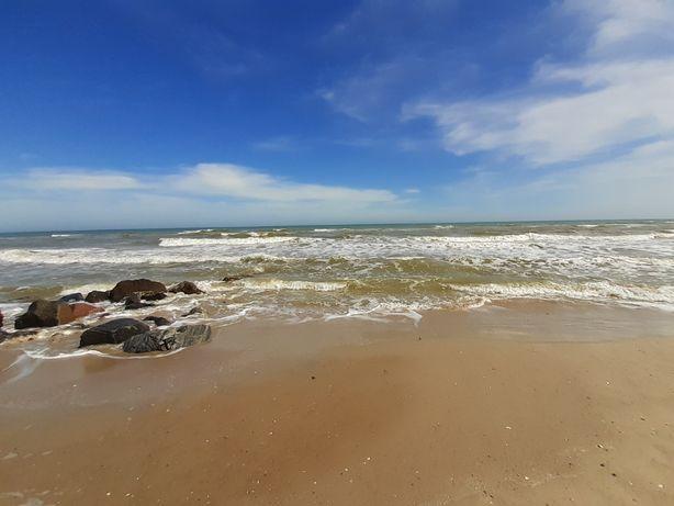 Участок 6,6 гектара возле моря.