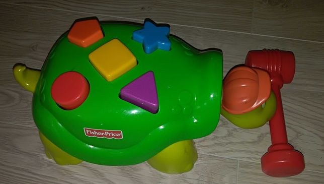Żółwik fisher Price