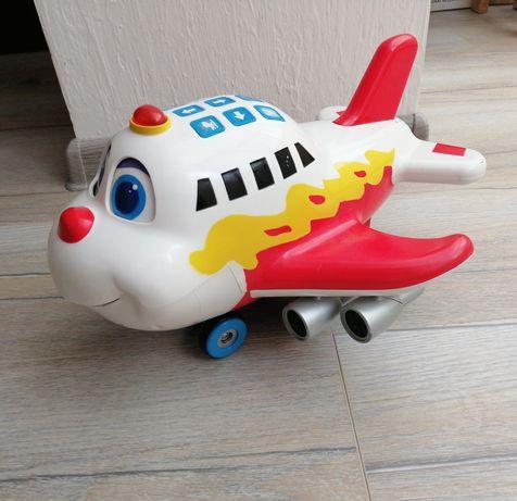 Літак на батерейках