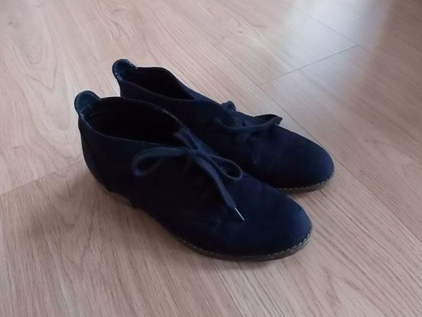 Buty sznurowane r.38