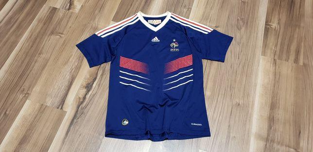 Unikat ! Koszulka ADIDAS FFF ! Oryginał ! Football Francja FIFA Piłka
