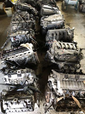 Двигатель М52 М47 М57 М54 М62 М43 Н62 БМВ BMW E46 E38 E39 E53 E60 E65
