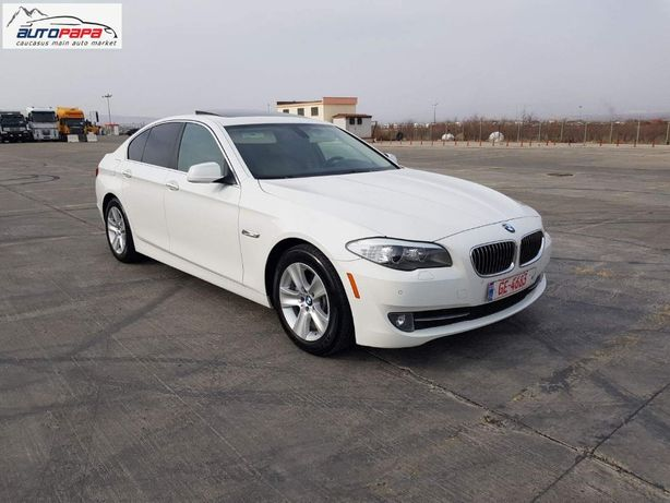 BMW 528 White 2.0 L