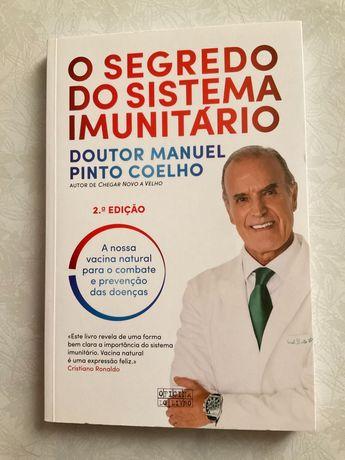O Segredo do Sistema Imunitário - livro de Manuel Pinto Coelho