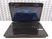 "Laptop używany Asus K50i 15,6"" 4GB 250 HDD Nvidia Hdmi Win7 FV"
