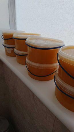 Мёд подсолнечниковый