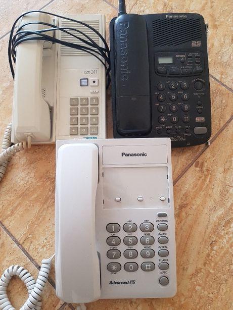 Panasonic Siemens Cтационарные телефоны 3шт