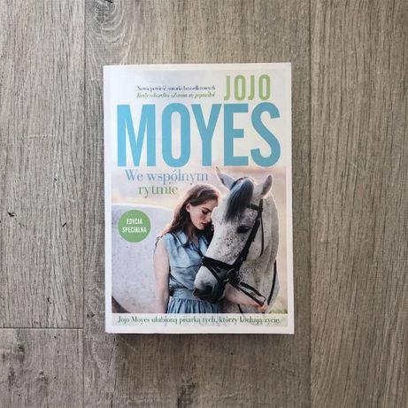 Jojo Moyes - We wspólnym rytmie, edycja specjalna, książka nowa