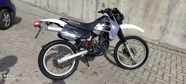 Honda CRM 50R 2001