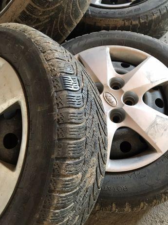 Колеса з дисками шини R15 185-65