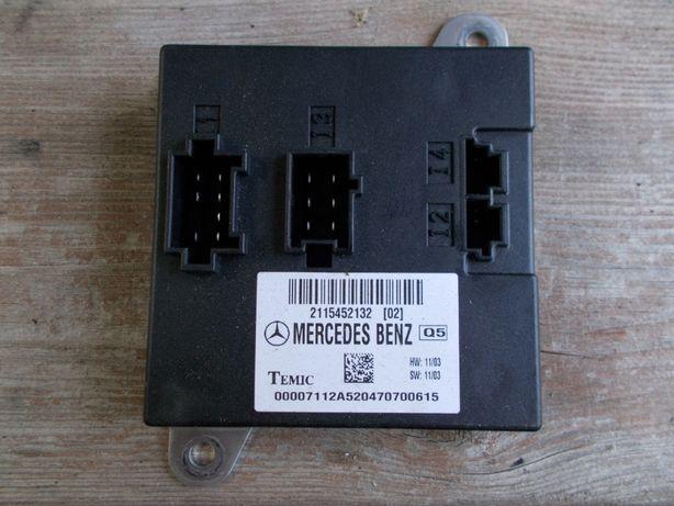 Moduł fotela Mercedes W 211