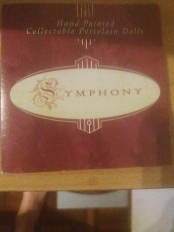 boneca nova da marca symphone