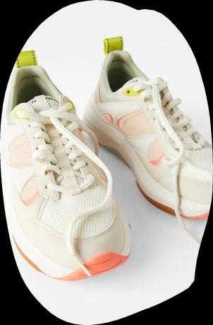Buty Zara nowe r. 39, 36 sneakersy