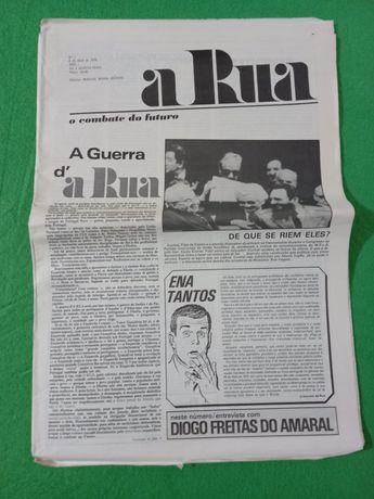 Jornal a Rua N 1