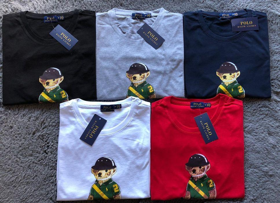 Koszulka męska Ralph Lauren Polo Czechowice-Dziedzice - image 1