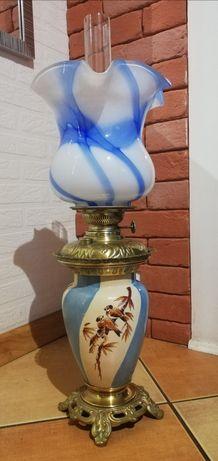 Stara lampa naftowa, SATSUMA