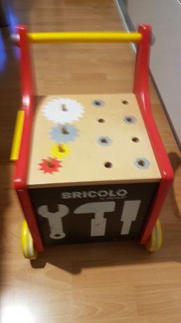 Janod - wózek warsztatowy dla dzieci