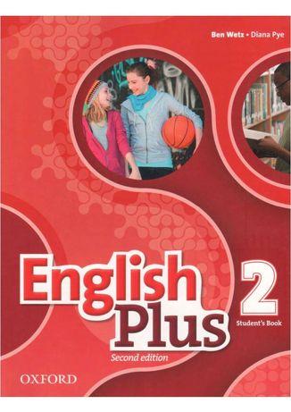 English Plus 2 Student's Book + тетрадь