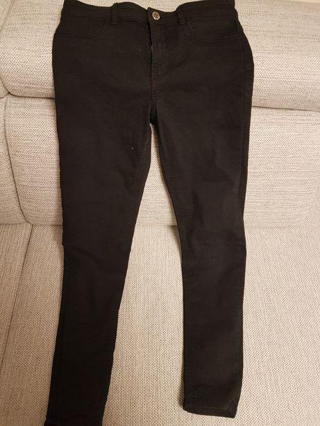 Spodnie dziewczęce 158cm 3 pary