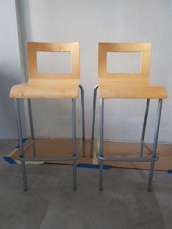 Sprzedam krzesła barowe Ikea Oscar