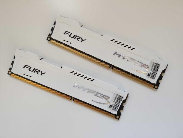 RAM Kingston HYPERX FURY 2x8 GB DDR3 1600 MHz CL10 HX316C10FWK2/16