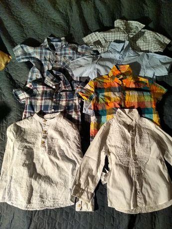 Ubranka dla chłopca. Różne rozmiary i marki. Polecam!