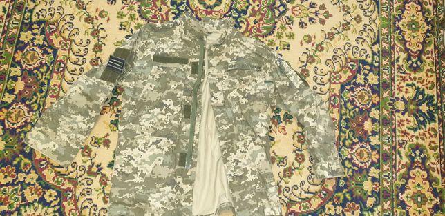 Форма ЗСУ пиксель (52/4), зимняя куртка (50/4) + кепка в подарок