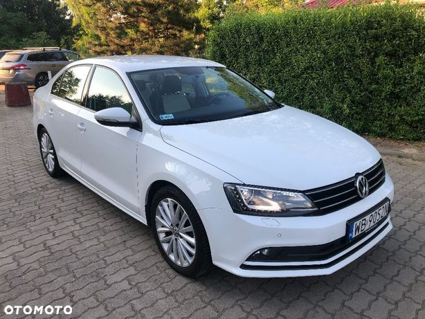 Volkswagen Jetta bogata wersja salon polska 1 wl. bezwypadkowa ASO business edition