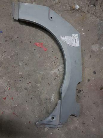 Reperaturka  tylnia Honda Civic V HB