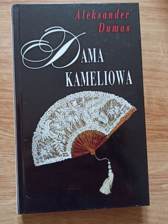 Dama Kameliowa - Aleksander Dumas - twarda oprawa