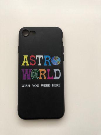 Capa Astroworld iPhone 8/7