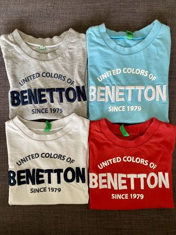Pack T-shirt Benetton