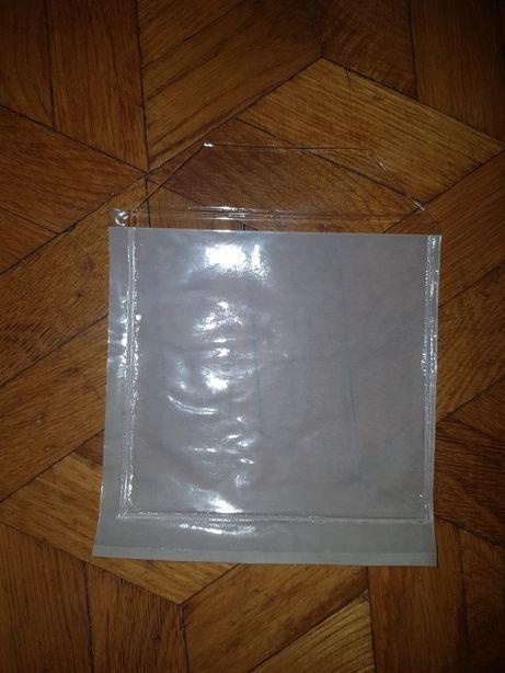 Samoprzylepna koperta na CD/DVD