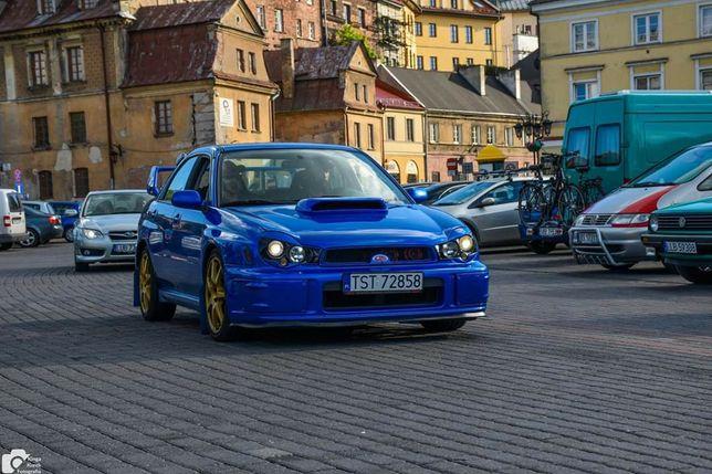 Subaru impreza wrx 2001 rok bugeye 340 KM