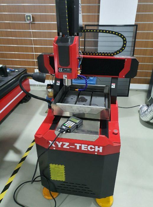 Máquina CNC/Fresadora 400x400mm para metais Nogueira, Fraião E Lamaçães - imagem 1