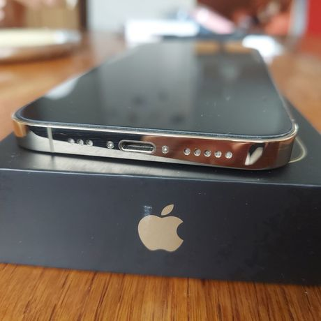 iPhone 12 pro 128gb zloty idealny na gwarancji