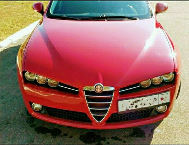 Alfa Romeo 159  супер