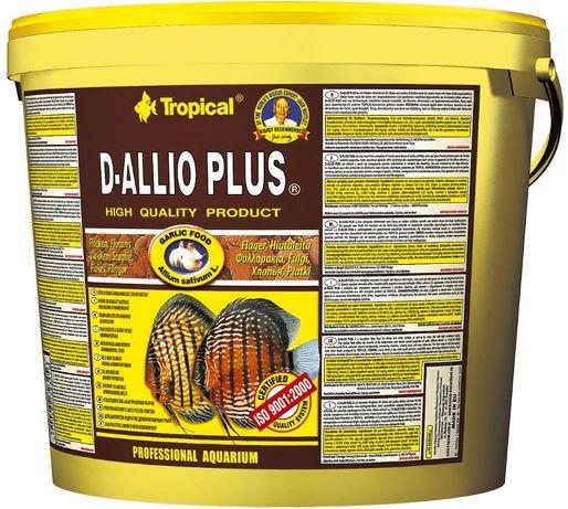 Pokarm dla ryb akwariowych D-ALLIO PLUS pokarm na wagę 100g.=23zł