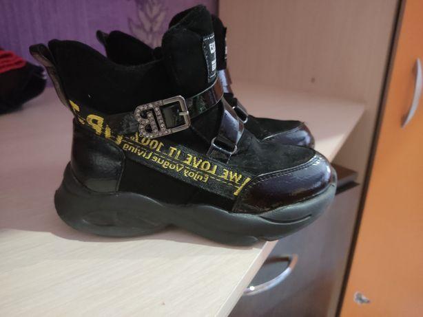 Дитячі ботиночки