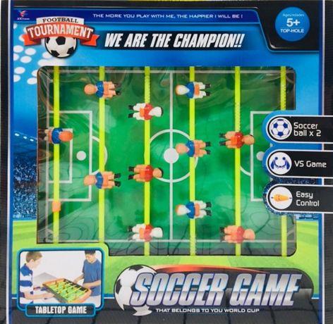 Gra Soccer Game Piłkarzyki dla Dzieci Zabawka