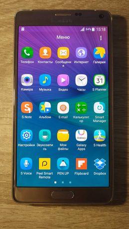 Samsung Galaxy Note 4 SM-N910H  (3/32/ + microSD 16GB)