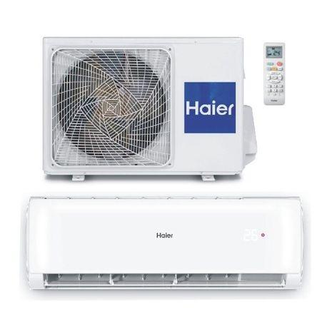 Montaż Klimatyzacji Pompy Ciepła Haier Tundra Plus 5,0 kW 4275 zł