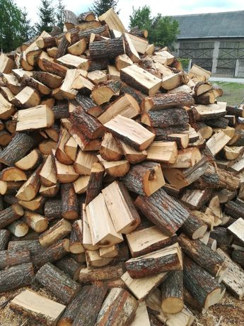Drewno kominkowe i opałowe