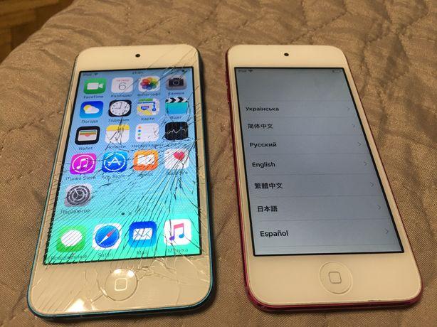 Apple ipod touch 5 16 gb+ ipod 6 touch з айклаудом