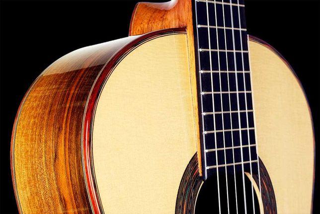 Gitara klasyczna koncertowa Samuel de Souza #14 (2021) - demo video