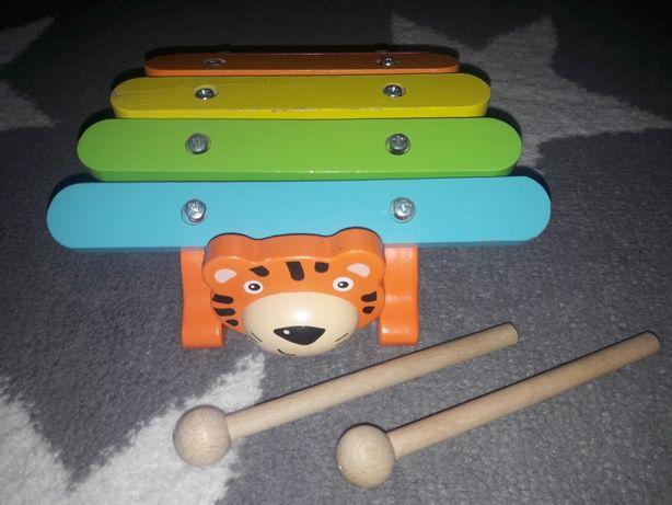 Cymbałki dla dzieci Carousel