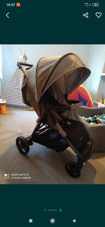 Wózek spacerowy spacerówka baby design clever