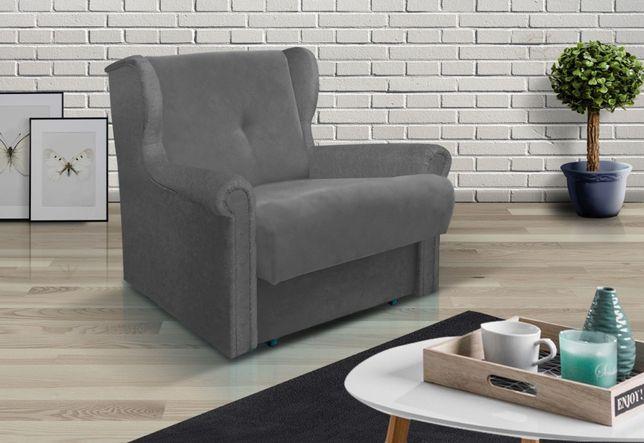 RATY fotel rozkładany amerykanka łóżko  AMBER dla dziecka kanapa sofa