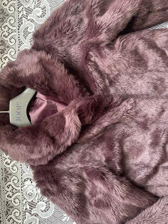 Futerko sztuczne modna kurteczka