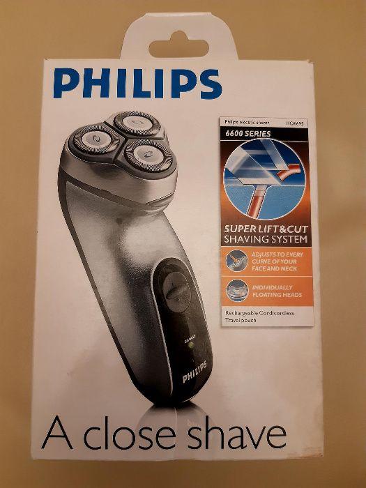 Maszynka do golenia Philips HQ6695 SERIES 6600 - prezent Łódź - image 1
